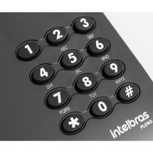 Telefone-fixo-Pleno-com-fio-Intelbras---Grafite