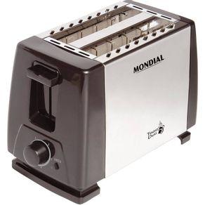 Torradeira-Mondial-Toast-Duo-NT-01-6-Niveis-de-temperatura-650W-127V