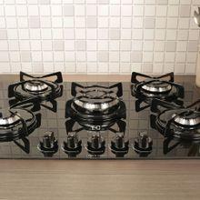 Cooktop-5-Bocas-Electrolux-a-gas-GC75V-tripla-Chama-acendimento-super-automatico