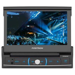 DVD-Player-Automotivo-Positron-SP6320BT-7----Touch-Screen-Bluetooth-USB-SD-Card-Entrada-Auxiliar-e-Controle-Remoto