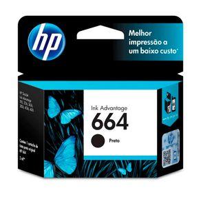 Cartucho-HP-F6V29AB-HP-664---Preto
