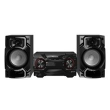 Mini-System-Panasonic-450W-RMS---Bluetooth-Dual-USB