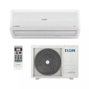 Ar-Condicionado-Split-Inverter-Elgin-9.000Btus-BTUs-Eco-Inverter-controle-remoto---220V