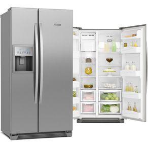 Geladeira-Electrolux-SS72-Side-By-Side-Frost-Free-504-Litros-Dispenser-agua-e-gelo-Inox