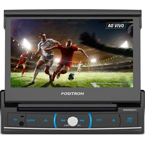 DVD-Player-7--Automotivo-Positron-SP-6720DTV-Conexao-USB-Bluetooth-Leitor-de-Cartao-SD-e-Entrada-para-camera-de-re