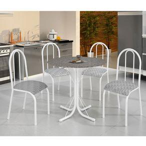 Kit-Mesa-de-Jantar-Madmelos-Silvana-com-4-cadeiras-e-Tampo-em-granito