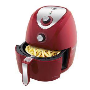 Fritadeira-Philco-Air-Fry-Saude-Cesto-32Litros---Vermelha