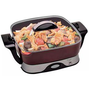 Panela-Eletrica-Philco-Easy-Gourmet-54L-Multifuncoes---Borgonha