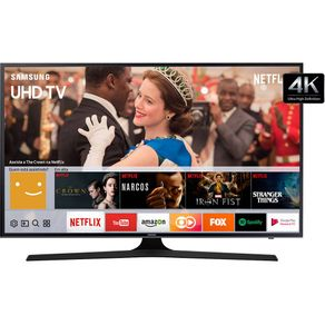 Smart-TV-LED-50--4K-UltraHD-Samsung-50MU6100-Tizen-3-HDMI-2-USB