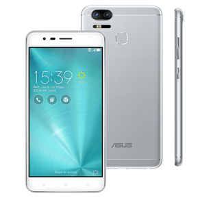 Smartphone-Asus-ZE553KL-Tela-55--Octa-core-64GB-Android-6-Marshmallow-Camera-12MP-e-Frontal-13MP-Prata