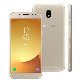 Smartphone-Samsung-J7-PRO-Tela-55--Octa-Core-64GB-Android-7-Nougat-Camera-13MP-e-Frontal-13MP-Dourado