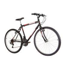 Bicicleta-Track---Bikes-Passeio-Aro-26-Quadro-em-Aco-18-Velocidades-Preta