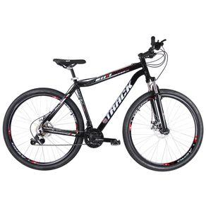 Bicicleta-Track---Bikes-Passeio-Aro-29-Quadro-em-Aluminio-21-Velocidades-Preta
