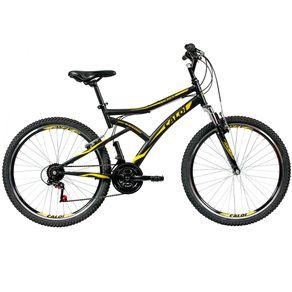 Bicicleta-Caloi-Passeio-Aro-26-Quadro-em-Aco-21-Velocidades-Preta