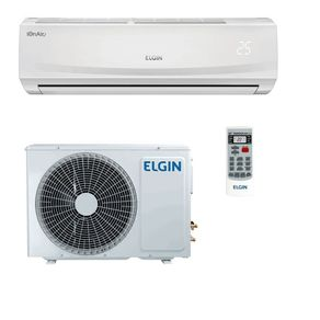 Ar-Condicionado-Hi-Wall-Elgin-Eco-Power-12000-BTUs-Frio-Filtro-de-Nylon---Ionizador-Ion-Air---220V