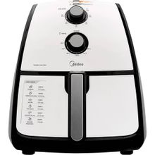 Fritadeira-Eletrica-sem-oleo-Midea-FRA41-Liva-127V-1500W