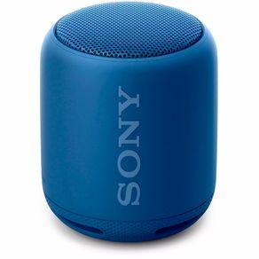 Caixa-de-som-Sony-XB10---Resistente-a-agua-Bluetooth---Azul