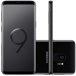 Smartphone-Samsung-Galaxy-S9-SM-G9600-Octa-Core-128GB-Android-8.0-Tela-5.8--Camera-12MP---Preto