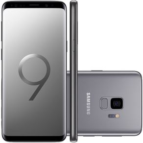 Smartphone-Samsung-SM-G9600-Tela-58--Octa-Core-128GB-Android-8-Camera-12MP-e-Frontal-8MP-Prata