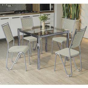 Conjunto-de-Mesa-com-4-cadeiras-Kappesberg-com-tampo-em-vidro