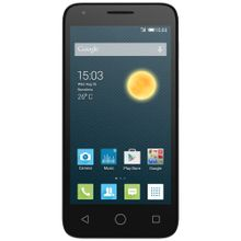Smartphone-Alcatel-Pixi-3-Tela-45--Dual-Core-4GB-Android-4.4-Camera-8MP-e-Frontal-1.3MP-Preto