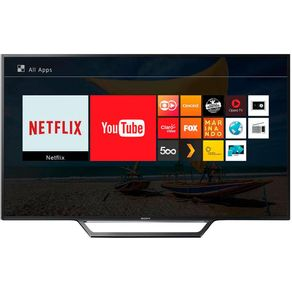 Smart-TV-LED-32--HD-Sony-32W655D-Linux-2-HDMI-2-USB