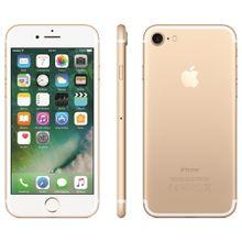 """iPhone-7-Apple-Tela-47""""-32GB-iOS-11-Cam.12MP-Ouro-Rose"""