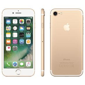 "iPhone-7-Apple-Tela-47""-32GB-iOS-11-Cam.12MP-Ouro-Rose"