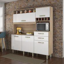 Kit-de-Cozinha-Smart-Nesher-5-portas-e-2-gavetas