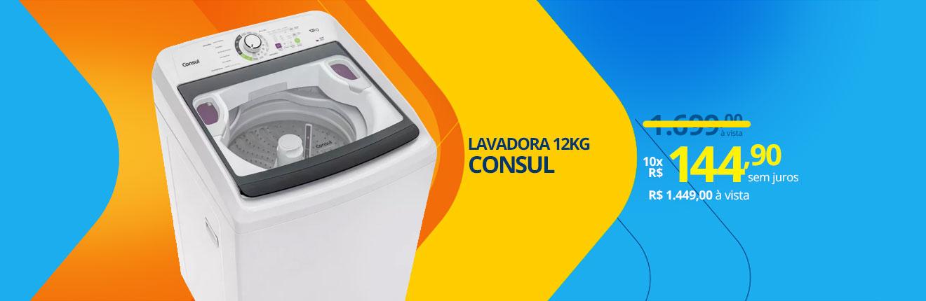 LAVADORA CONSUL