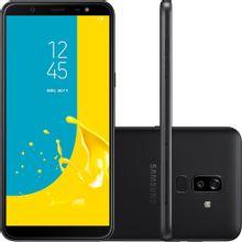 Smartphone-Samsung-Galaxy-J8-64GB-Dual-Chip-Tela-6--Octa-Core-4G-Camera-traseira-Dupla