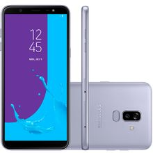 Smartphone-Samsung-Galaxy-J8-64GB-Dual-Chip-Tela-6--Octa-Core-4G-Camera-traseira-Dupla-