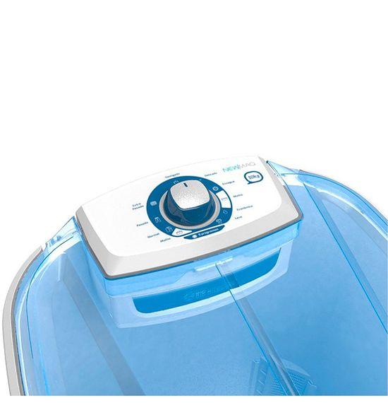 Tanquinho lava roupas Newmaq 10kg, 9 programa de lavagem