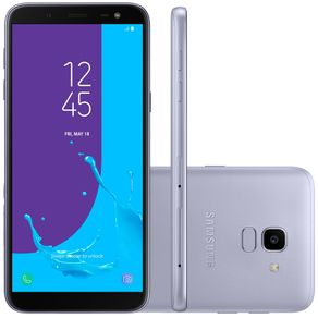 Smartphone-Samsung-Galaxy-J6-TV-32GB-tela-56--Octa-core-1.6GHz-4G-Camera-13MP