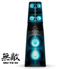 Mini-System-Torre-Sony-MHC-V90DW-Muteki---Bluetooth-MP3-Karaoke