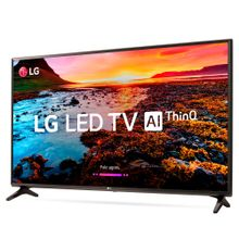 Smart TV LED 43 IPS Full HD LG 43LK5750PSA, Inteligência Artificial ThinQ AI, WI-FI, HDR 10 Pro, HDMI e USB