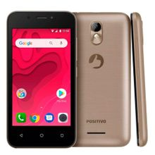 Smartphone-Positivo-Twist-Mini-Tela-4-Dual-Chip-Quad-Core-8GB-Dourado
