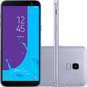 Smartphone-samsung-galaxy-j6-64gb-prata
