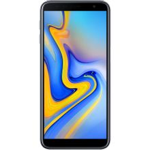 Smartphone-Samsung-Galaxy-J6-Plus-Quad-core-android-tela-6-13MP-4g-Prata