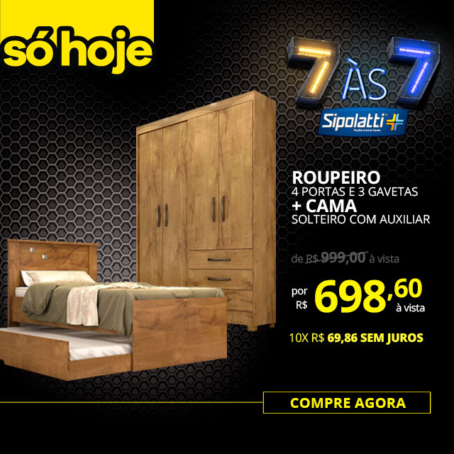 [mobile] Roupeiro + Cama