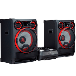 Mini-System-LG-XBOOM-CK99-4100W-RMS-Multi-Bluetooth-DJ-Effect-Show-de-luzes