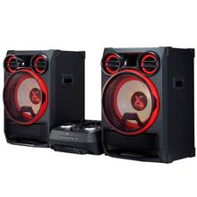 Mini-System-LG-XBOOM-CK99-4100W-RMS-Multi-Bluetooth-DJ-Effect-Show-de-luzes-3