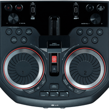 Mini-System-Torre-LG-XBOOM-OK75-1000W-RMS-Multi-Bluetooth-DJ-Effect-LED-colorido-e-X-Flash-PRO
