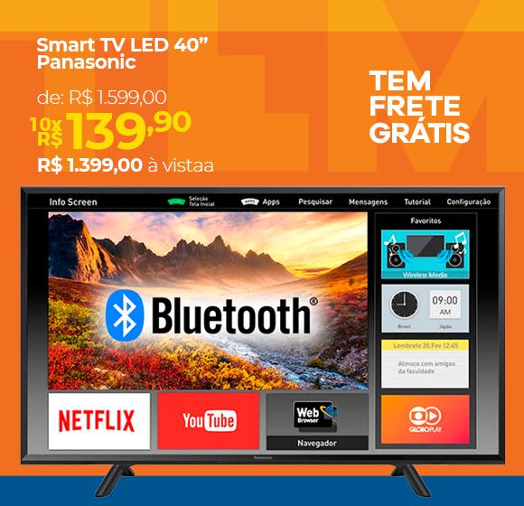 [Verão] Smart TV