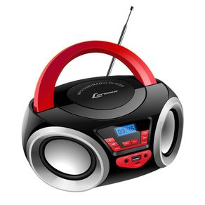 Radio-Portatil-Lenoxx-BD110A-Bluetooth-entradas-USB-e-Auxiliar