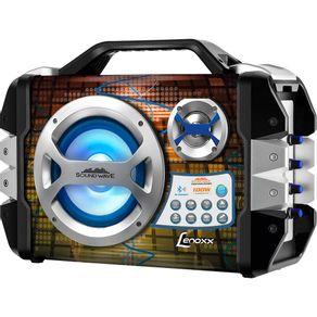 Caixa-de-Som-portatil-Amplificada-Lenoxx-Sound-Wave-CA325-Bluetooth-e-entradad-USB-100W-RMS