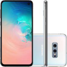 Smartphone-Samsung-Galaxy-S10e-Tela-58-128GB-Octa-Core-4G-Camera-12MP-16MP-Prata