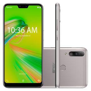 Smartphone-Asus-Zenfone-Max-Shot-64GB-silver