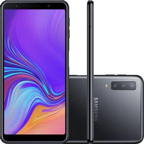 Smartphone-Samsung-Galaxy-A7-64GB-Tela-6-Octa-Core-Camera-Tripla-preto
