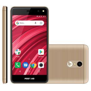 Smartphone-Positivo-Twist-2-Fit-Tela-5-8GB-Processador-Quad-Core-1-3-GHz-Camera-5MP-Dourado